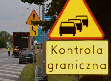 kontrola graniczna