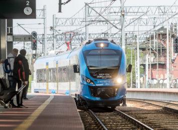 Noworoczne pociągi Kolei Śląskich