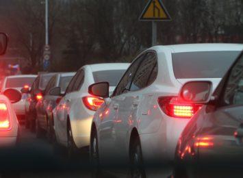 Kierowcy, uwaga! Ogromy korek na ulicy Mikołowskiej w Rybniku
