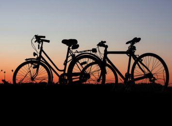 Rajd rowerowy na pograniczu, start w Krzyżanowicach