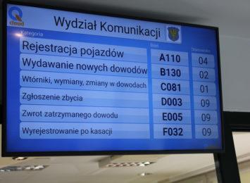 Awaria systemu CEPiK w wydziale komunikacji cieszyńskiego starostwa