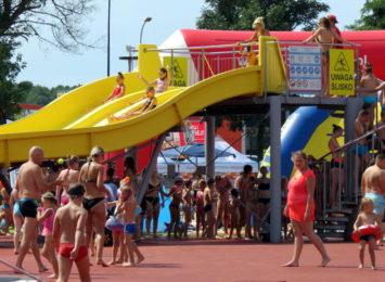 Czy padły rekordy frekwencji na basenach w regionie?