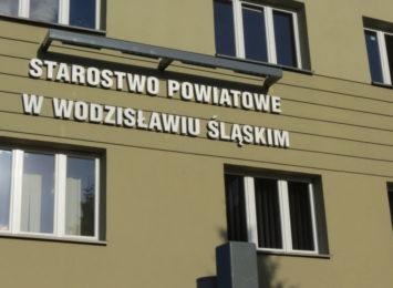 Wodzisławskie starostwo prosi o ograniczanie wizyt z powodu pandemii