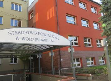 Starostwo Powiatowe w Wodzisławiu niedostępne do odwołania