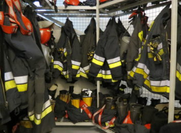 Groźny pożar w Skoczowie i inne interwencje strażaków w regionie