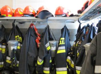 Dwie osoby zostały poszkodowane w nocnym pożarze domu w Żorach- Kleszczowie
