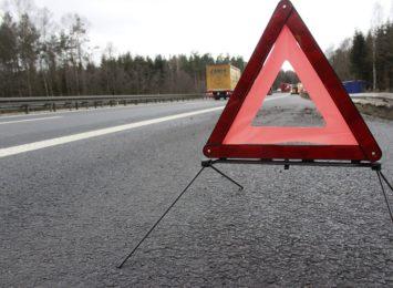 Wodzisław Śląski: Samochód uderzył w latarnię