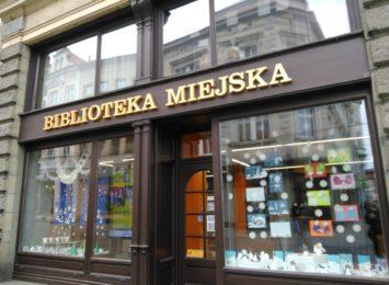 Cieszyńska biblioteka w Dzień Teatru