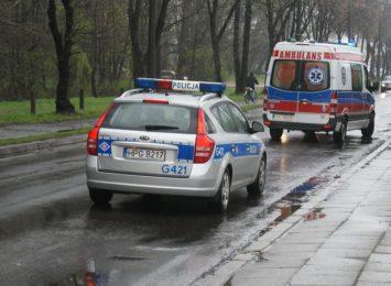 Cieszyńscy policjanci uratowali mężczyznę przed śmiercią