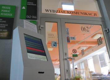 Kwarantanna w wydziale komunikacji w Rybniku. Mogą być opóźnienia