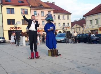 Sztuka na wodzisławskim rynku. Wraca Noc Teatrów