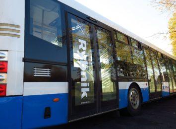 Autobusy za darmo w Rybniku. Będzie też specjalna linia na cmentarz
