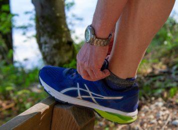 Bieg z przeszkodami na Balatonie
