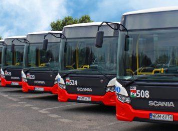 Dodatkowe kursy autobusów w Jastrzębiu