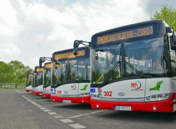 Co z autobusami z Jastrzębia-Zdroju do Zebrzydowic?