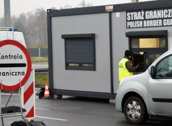 Koronawirus: Wraca kontrola na granicy z Niemcami