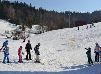''Ależ zima! Ależ warunki na stokach'' - mówią narciarze
