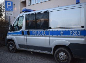 Areszt za rozbój i łamanie przepisów