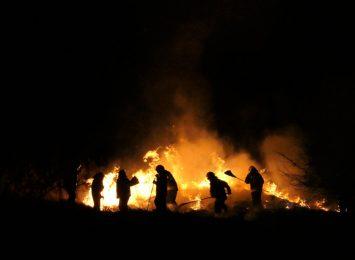Podpalenie w Gorzyczkach. Straty szacuje się na 10 tysięcy złotych