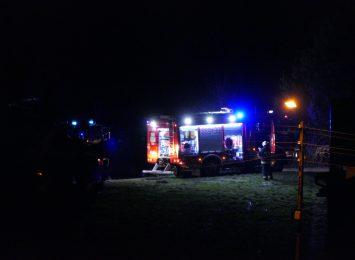 Dużo pracy strażaków na raciborszczyźnie