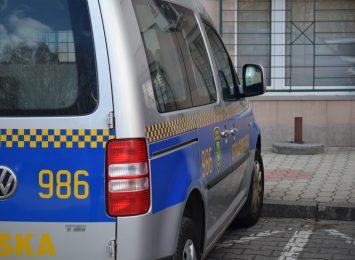 Straż Miejska i Policja kontroluje uczniów