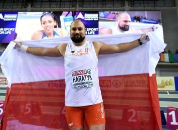 Michał Haratyk nie awansował do finału
