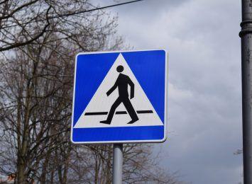 W Marklowicach powstaną dwa kolejne aktywne przejścia dla pieszych