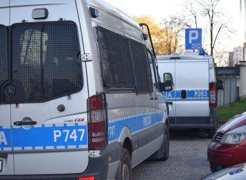 Wandal zatrzymany w Jastrzębiu. Mężczyzna dewastował samochody