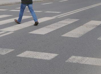 Żorska policja wnioskuje o likwidację niebezpiecznego przejścia na DK 81