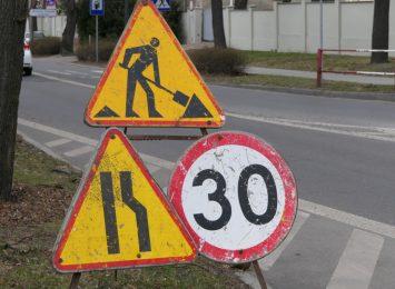 Hażlach: Utrudnienia w ruchu na ulicy Długiej. Zostanie wprowadzony ruch wahadłowy