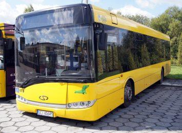 Ograniczenia w autobusach na Śląsku Cieszyńskim