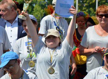 XVII Powiatowa Olimpiada Osób Niepełnosprawnych