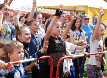 Fala Radości- impreza w Gminie Świerklany
