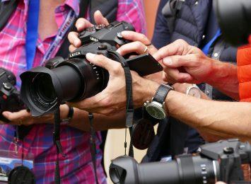 Po sąsiedzku w Ocicach: warsztaty fotograficzne