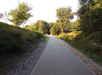 II etap budowy ścieżek rowerowych w Jastrzębiu-Zdroju