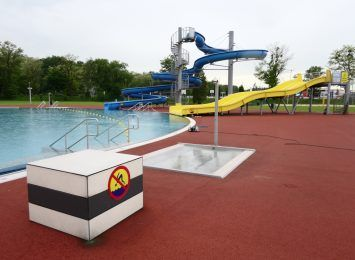 Koniec sezonu basenowego w Jastrzębiu. Czy gdzieś jeszcze?