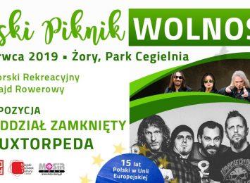 Dzień Wolności i Solidarności im. Tadeusza Jedynaka w Żorach