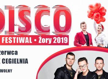Disco Żar Festiwal - Żory 2019