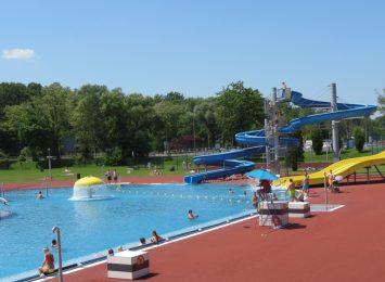 Kąpielisko Ruda otwarte, a co z pozostałymi basenami?