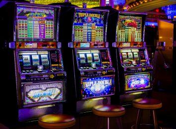 Nielegalne automaty do gier na osiedlu Sikorskiego w Żorach