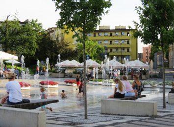 Sanepid odradza uruchamianie fontann