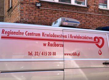 Propozycja z Mszany: Oddaj krew w Walentynki