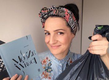 Książka za worek śmieci w Cieszynie