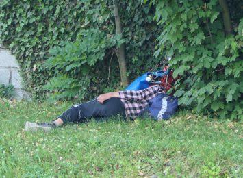 Bezdomni w schroniskach
