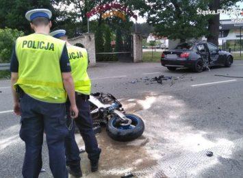 Śmiertelny wypadek w Rybniku-Ochojcu