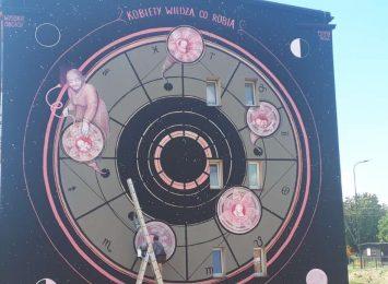 Kolejny mural w Rybniku. Kim była jego bohaterka?