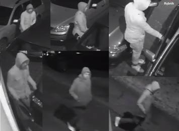 Samochodowy włamywacz z Czerwionki-Leszczyn poszukiwany