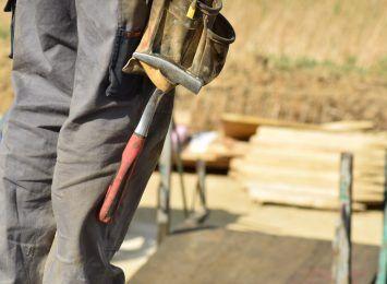 Tragiczny wypadek na budowie domu jednorodzinnego w Żorach. Nie żyje 35-latek
