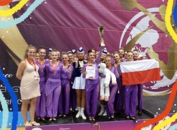 Wytańczyły dwa medale w Chorwacji!