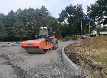 Jak idzie remont na Grodzkiej w Jastrzębiu-Zdroju?
